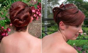 wedding hairsstyles denver