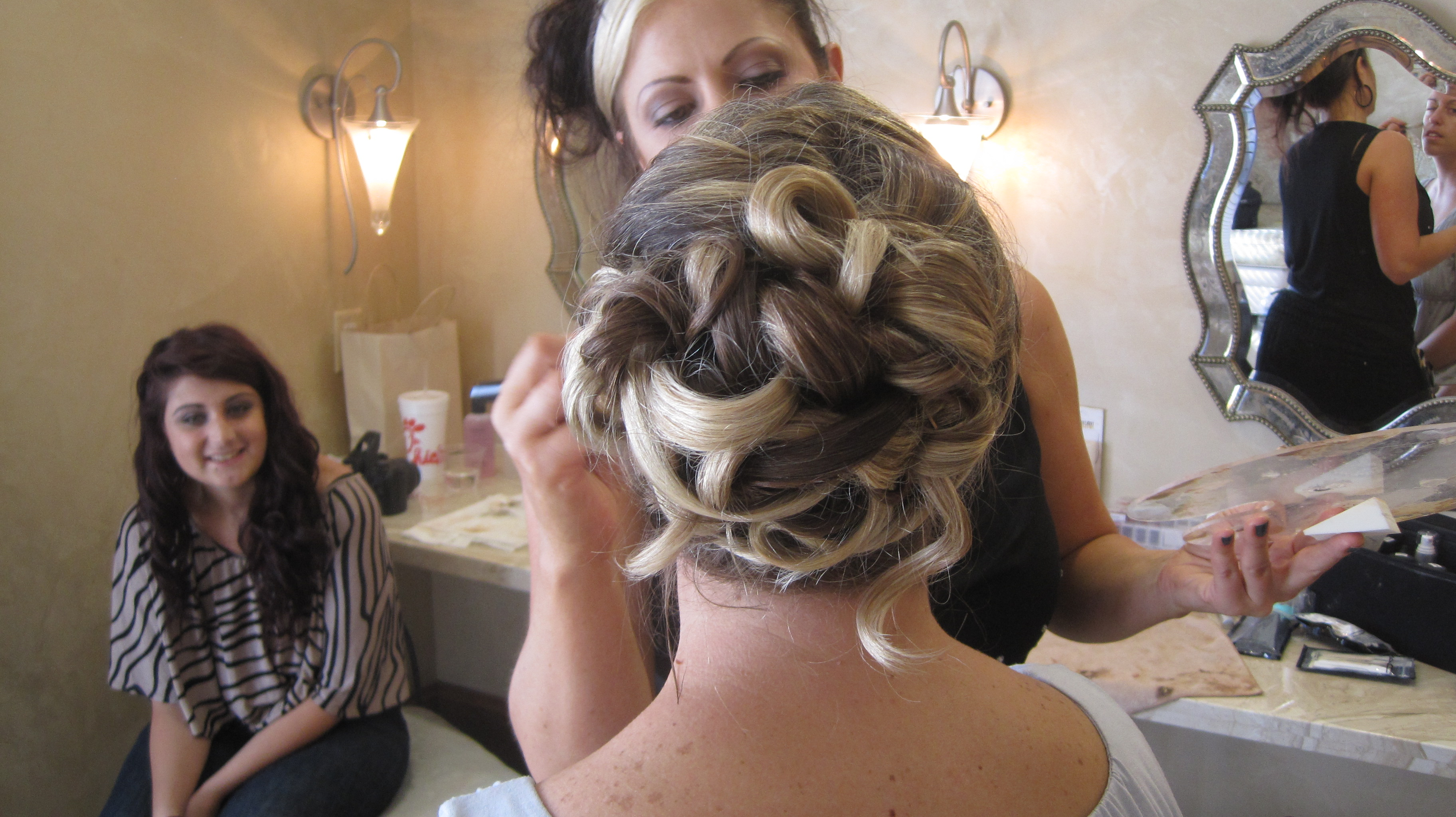 diane kingsbeck finding the right bridal hair stylist