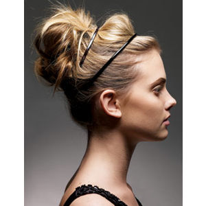 How To Make A Messy Bun Fabulous Hairstyle Broomfield Hair Salon