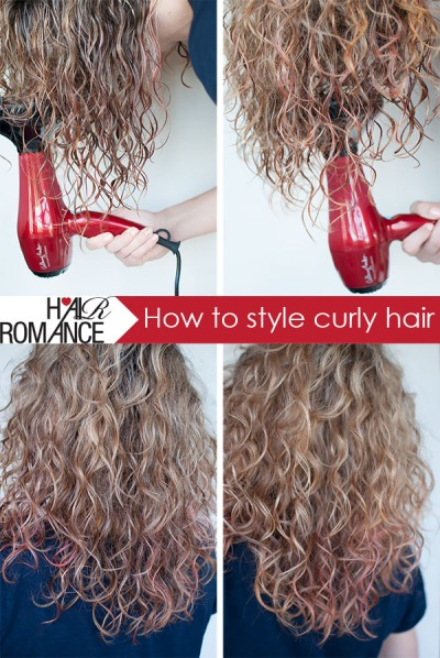 Hair-Romance-How-to-style-curly-hair